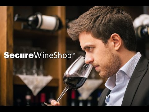 SecureWineShop™ All-in-One Wine Sale Software