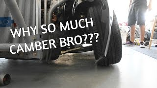 WHY THE CAMBER?!? | Drift Alignments Explained