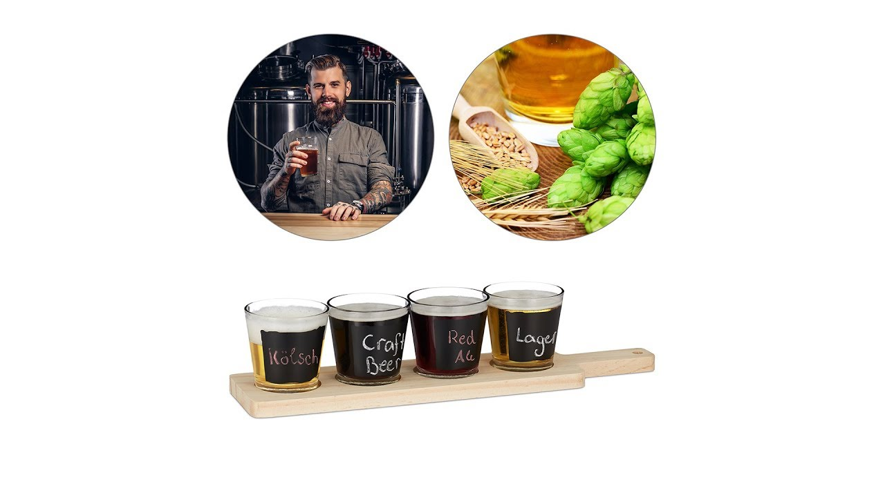 Video von: Beer Tasting Set
