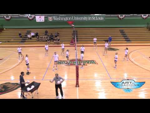 Preview video 11 person Volleyball drill