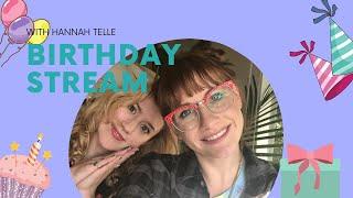 Max Caulfield & Kate Marsh Tea Date with Dayeanne Hutton & Hannah Telle