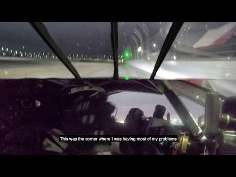 Alex Zanardi drives the BMW M8 GTE - BMW M Motorsport.