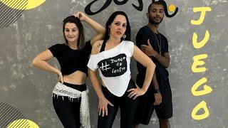 Juego   Anitta (coreografia) Dance Video