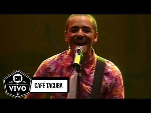 Café Tacvba video CM Vivo 2004 - Show Completo