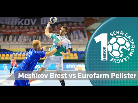 Meshkov Brest booked the second ticket for Zadar! I Match highlights