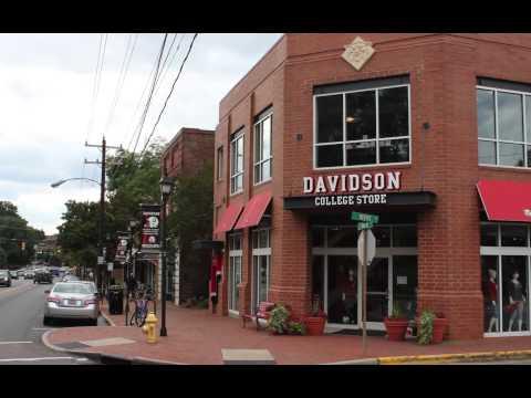Video Davidson NC Lake Norman