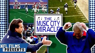 The Music City Miracle: Greatest Play in Titans History | NFL Films Presents