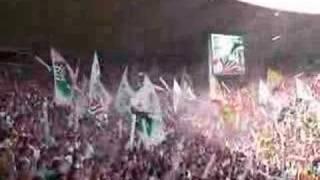 BANDEIRAS DE ARREPIAR !!! ENTRADA DO FLU     FLU X BOTA