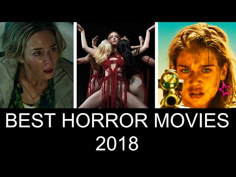 Download 10 Best Horror Movies Of 2018 Video 3GP Mp4 FLV HD Mp3