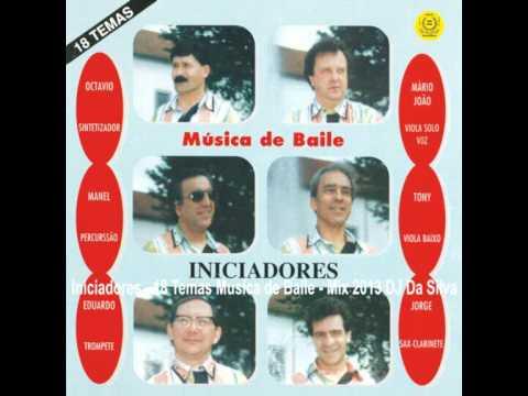 Iniciadores - 18 Temas Musica de Baile - Mix 2013 DJ Da Silva
