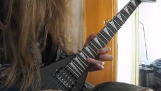 Arch Enemy cover - Pilgrim (D tuning)