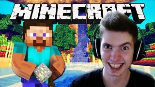 Minecraft HARDCORE: A PRIMEIRA NOITE com LIPÃO! #01