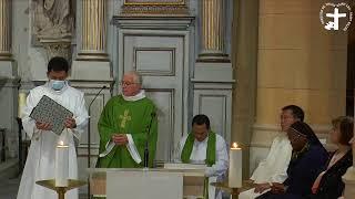 2020-11-15 – Messe du 33ème dimanche du Temps Ordinaire