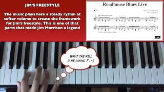 How to play Roadhouse Blues! (by the Doors)