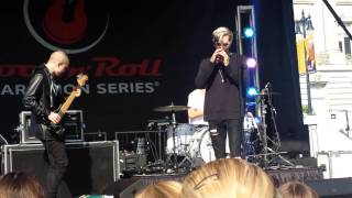 The Neighbourhood - Let It Go (live) @ RNR Marathon San Francisco
