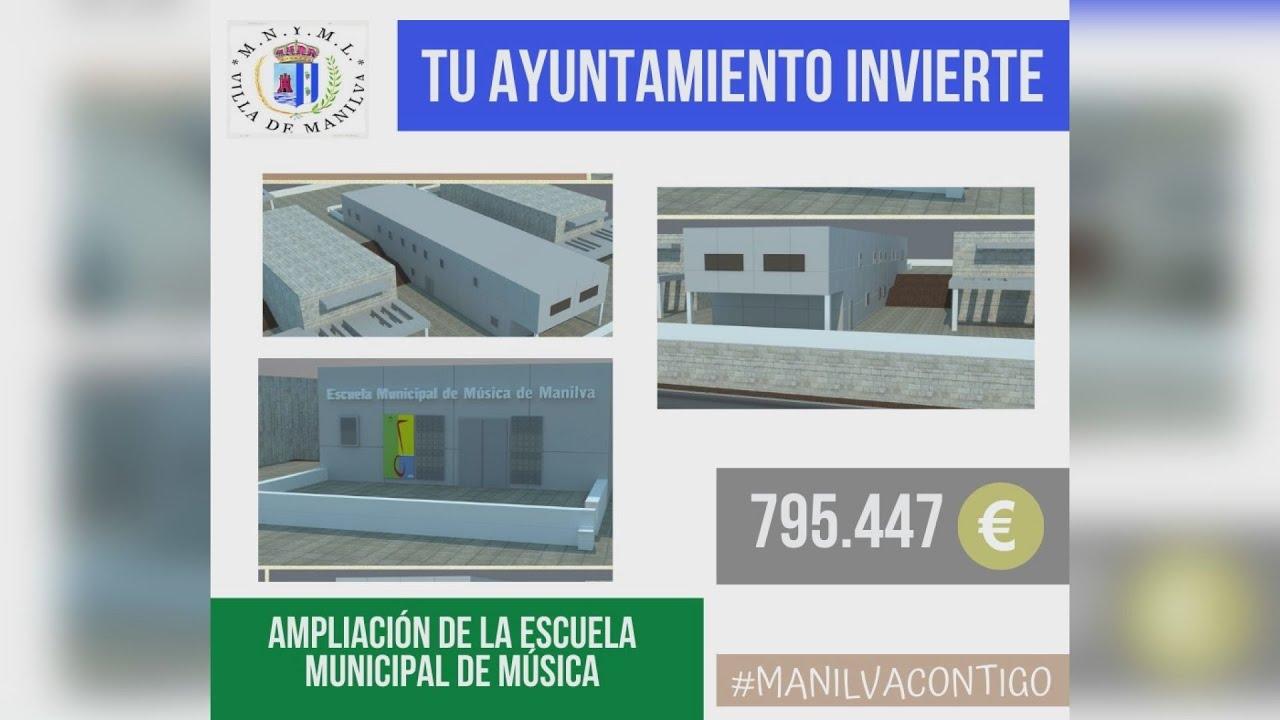 Proyecto de ampliación de la Escuela Municipal de Música, Danza y Teatro
