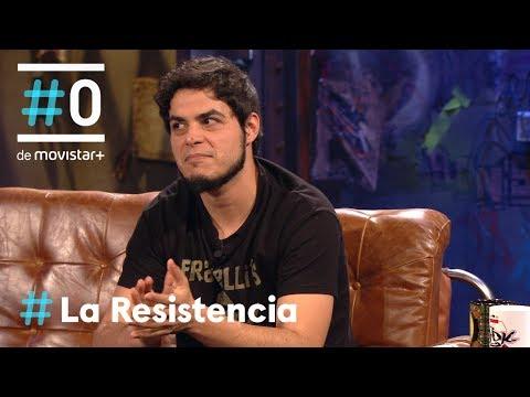 LA RESISTENCIA - Entrevista a David Sainz | #LaResistencia 14.03.2018