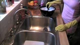 Reviving Old Human Hair Bleach Bath Method