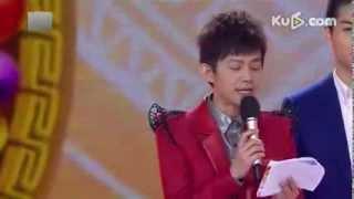 湖南卫视小年夜春晚 陈乔恩霍建华笑傲江湖主题曲 在线观看   酷6视频