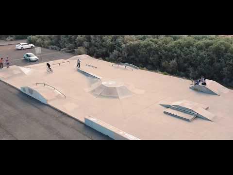 Lazy 5 Skate Park Edit