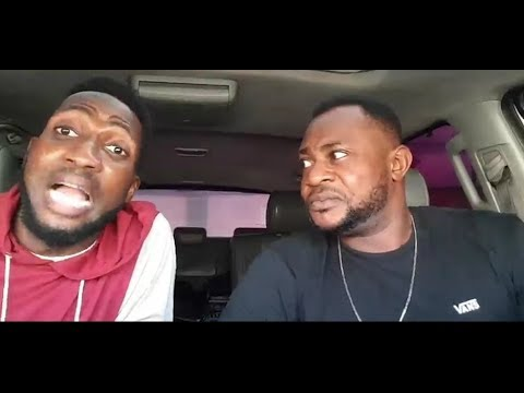 Lmao! Odun Do You Know You're Mad! See How Odunlade Adekola Deal With Him