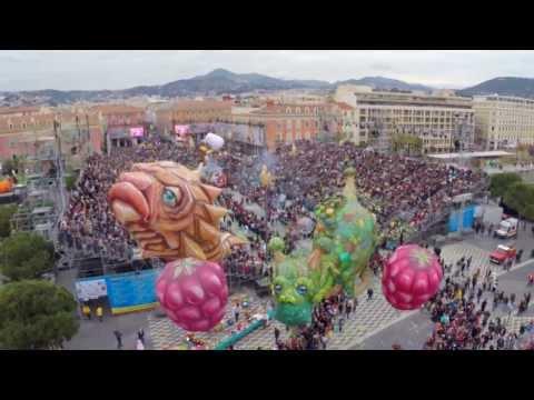 世界三大嘉年華會 尼斯嘉年華 Nice Carnival