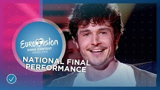 Miki   La Venda   Spain   National Final Performance   Eurovision Song Contest 2019