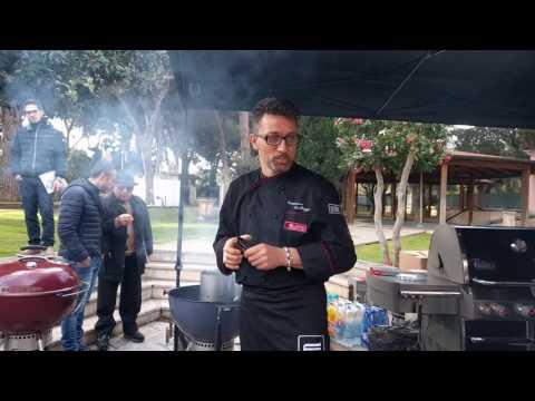 controllare il tempo o la temperatura di cottura nei barbecue?