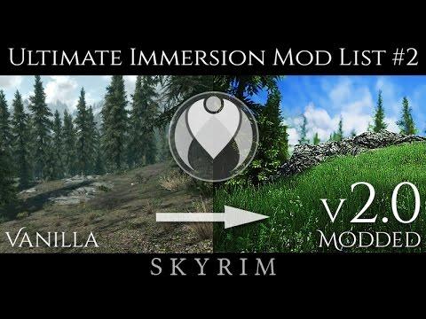 Mod recommendations? :: The Elder Scrolls V: Skyrim Special