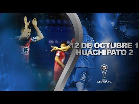 Melhores Momentos | 12 de Octubre 1 x 2 Huachipato...