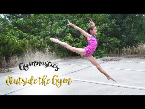 Gymnastics Outside My Gym| Mollie SGG