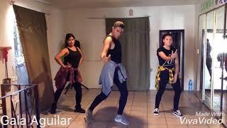 Qué Me Baile  ChocQuibTown, Becky G  Gala Aguilar (Coreografía)...