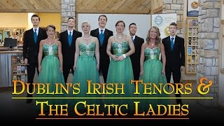 Dublin's Irish Tenors and The Celtic Ladies perform at Branson Tourism Center  Video