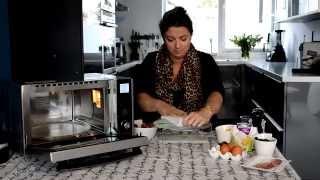 Review: LG Combimagnetron + 3x Breakfast recepten | Bettyskitchen.nl