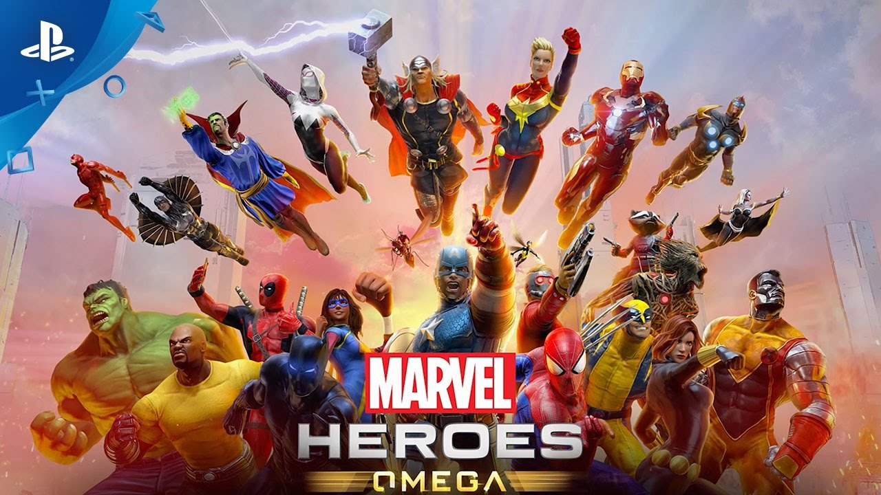 Marvel Heroes Omega Open Beta Begins Tomorrow, Watch the Launch Trailer