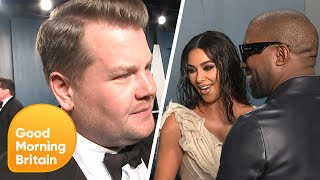 James Corden on Gavin & Stacey's Future - Oscars 2020 Compilation | Good Morning Britain