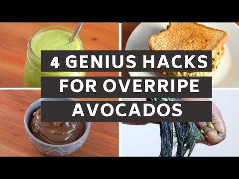 4 Genius Uses for Overripe Avocados