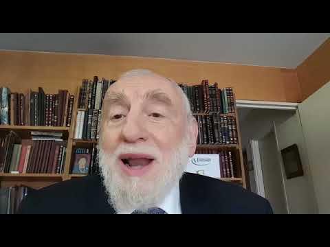 Dracha de Rav Gugenheim   Chabbat Chela'h Lekha 5780