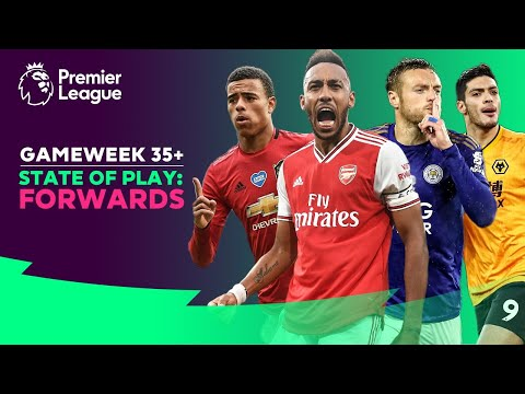 State of Play: Forwards | The FPL Show | Gameweek 35+