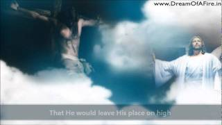 My Savior Lives, My Savior Loves - Aaron Shust (w/ Lyrics)