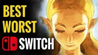 Best & Worst Nintendo Switch Games So Far | All 28 new Switch games