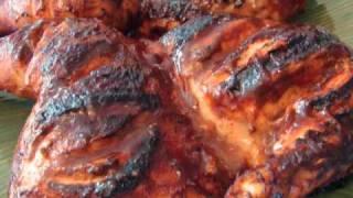 Barbecue Chicken - Easy Barbecue Chicken Recipe