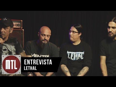 Lethal video Entrevista MTL - Programa 11 - Temporada 04