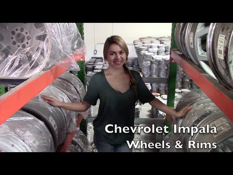 Factory Original Chevrolet Impala Wheels & Chevrolet Impala Rims – OriginalWheels.com