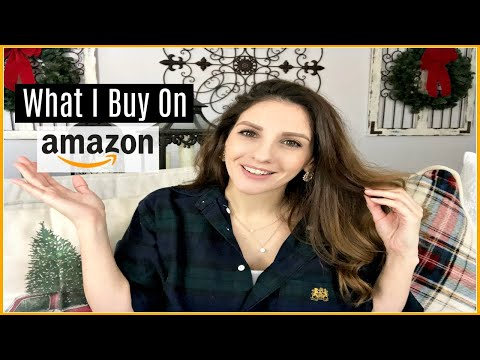 WHAT I BUY FROM AMAZON | BEST AMAZON PRODUCTS 2018