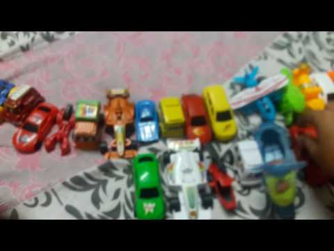 My Toy Cars Collection