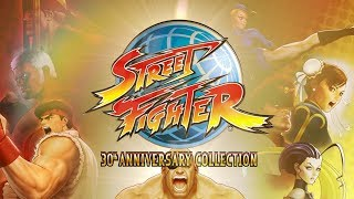 Street Fighter 30th Anniversary Collection – Announcement Trailer