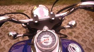 preview picture of video 'Yamaha V Star (XVS 650)'