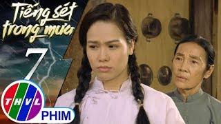 THVL   Tiếng sét trong mưa - Tập 7[2]: Dì Bảy khuyên Bình đừng nên có tình cảm với cậu chủ