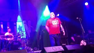 Angelic Upstarts Live: Solidarity, Rebellion Blackpool 2018